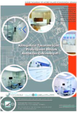 ND TURK DIS HEKIMLIGI DERGISI 03 - sayi 85